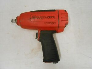 Snap on Air 1 2 Drive Impact Wrench Mg725qlv Mg725