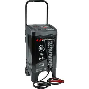 Schumacher Electric Sc1353 Automatic Battery Charger 200 Amp