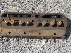 Farmall C Tractor Engine Head