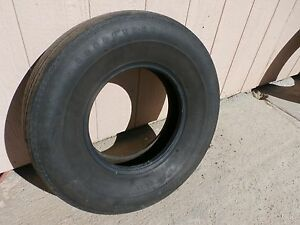 1 H78 14 Good Year Polyglas Tire 60 S Chevy Ford Dodge Plymouth Pontiac Mopar Gm