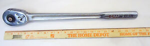 Vintage Craftsman 3 4 Drive Ratchet V 44801 Usa