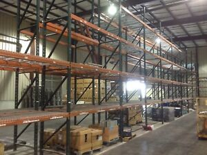 Pallet Rack Warehouse Racks 42 X 240 Uprights Warehouse Shelving 20 Uprights