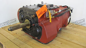 Rtof12513 Eaton Fuller 13 Speed Over Drive Transmission