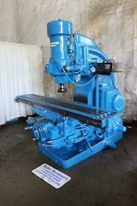 Kearney Vertical Model 6 Mill Yoder 67202