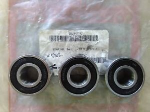 New Cleco Grinder 869818 Bearing 3 Total