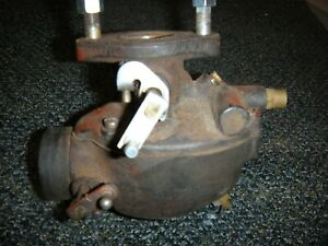 Ford Tractor Carburetor Marvel Tsx 813