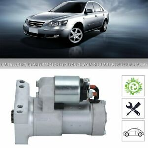 Car Electric Starter Motor Fits For Chevy Mini Starter 305 350 454 19695