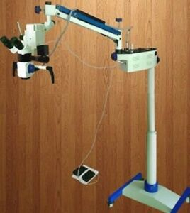 Dental Surgical Microscope 5 Step Lab Healthcare Dental