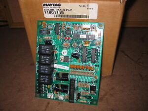 11001115 Pcb Main Control Board New Personal Vending Machine Skybox