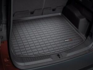 2013 2018 Ford Escape Weather Tech Cargo Liner Trunk Mat Black 40570