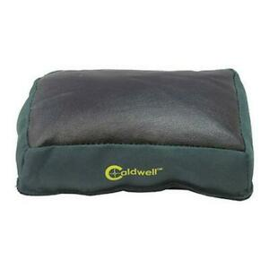 Caldwell 116375 Bench Bag Number 3 Filled Leather Green