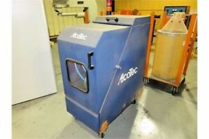 Alcotec Automatic Welding Wire Feeder dereeler pay off pack
