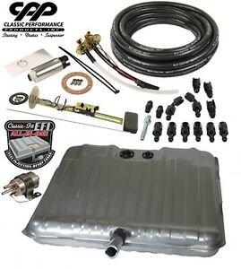 1965 66 Pontiac Gto Ls Efi Fuel Injection Gas Tank Fi Conversion Kit 30 Ohm