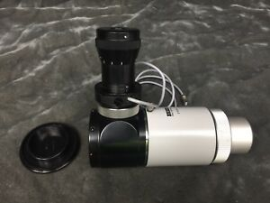 Zeiss 476005 9901 Microscope Adapter Ring With Photo Adapter 476010