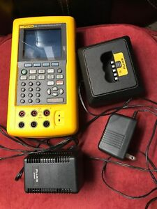 Fluke 744 Documenting Process Calibrator tested