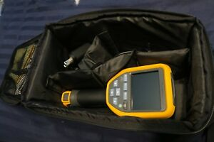 Fluke Tis10 Thermal Imager With Soft Case Perfect Condition Free Ship
