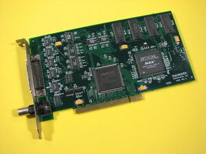 Diagnostic Instruments 0459 Pci Spot Imaging Solutions Video Card 00 05 0035