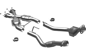 Magnaflow Direct fit Catalytic Converter For 86 93 Mustang 1986 Capri 5 0l V8