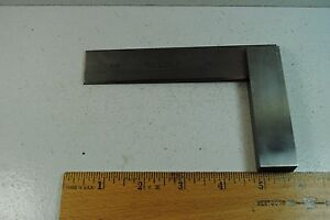 Starrett No 55 4 1 2 Precision Square