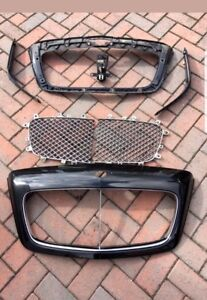 Bentley Continental Gt Flying Spur Radiator Chrome Grill 04 08