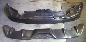 Oem Rear Bumper Body Kit Difuser Air Dam Ford Focus New 12 13 14 Zetec Aero