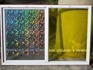 Electric Design Holographic Window Tint Film 60 Widex 100 Foot Long Huge Rolls