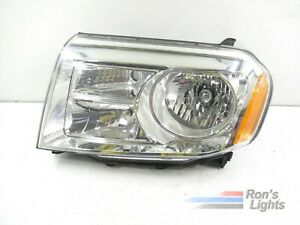 2012 2013 2014 2015 Honda Pilot Halogen Headlight Oem Lh driver Pre owned