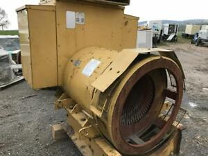 1250 Kw Sr4b Cat Generator End 1135 Kw Prime Rotor Gone Main Stator Windin