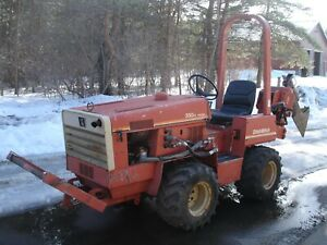 Ditch Witch 350 Sx Vibratory Plow