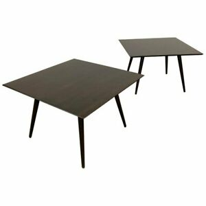 Square Coffee Side Tables By Paul Mccobb Planner Group Winchendon