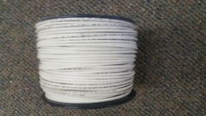 12 Awg White Stranded Copper Wire 600 Volts 500 Feet Thhn Thwn