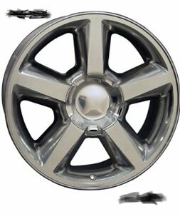 Set Of 4 20 Inch Rims And Tires