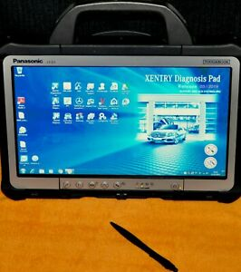 Mb Star Mercedes Diagnostic Panasonic Toughbook Xentry Software