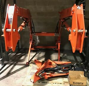 Kubota La1854 Loader Attachment For M5 091 And M5 111 Tractors new