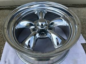 American Racing Torq Thrust Ii Series 505 Aluminum 17 Wheels 5x4 5 Ford Dodge