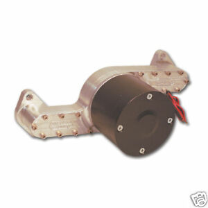 Ac sbf4 Aerospace Components Small Block Ford Electric Water Pump 1 1 4 Inlet