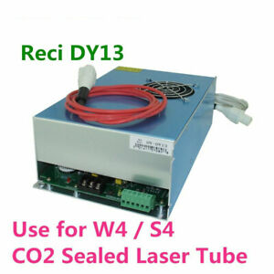 Us Stock 110v Reci Dy13 Power Supply For W4 S4 Co2 Sealed Laser Tube Oem