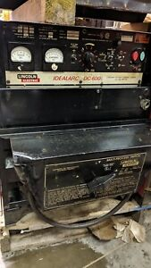 Lincoln Dc 600 Welder Will Ship