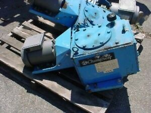2 Hp Chemineer 2htd 2 Right Angle Drive Mixer 56 Rpm