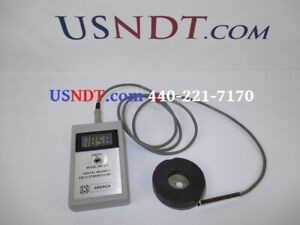 Gould bass Ardrox Md 210 Gauss Meter Ndt Magnetic Particle Inspection Magnaflux
