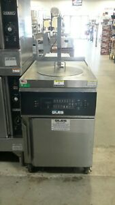 Used Giles Gef 400 45lb Electric Fryer 208v 3ph