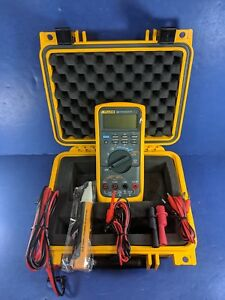 New Fluke 787 Processmeter Screen Protector Hard Case More