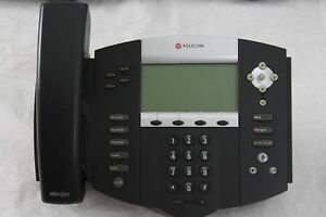Lot Of 10 Polycom Soundpoint Ip 560 Ip560 Phones