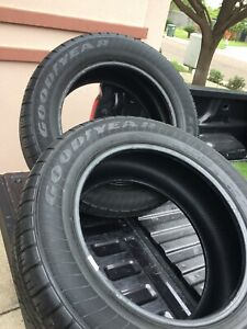 Two Goodyear Eagle Ls 2 275 55 20