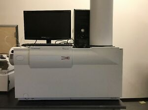 Agilent 6210 Tof Ms Mass Spec G1969a Upgraded Masshunter B04 Station Nice