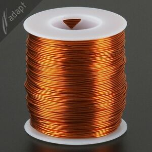 Magnet Wire Enameled Copper Natural 20 Awg Non solderable 200c 1 Lb 315