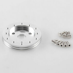 0 5 Steering Wheel Hub Adapter Spacer 6 Hole To Fit Grant Apc 3 Hole Universal