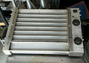 Roundup Hot Dog Roller Grill Machine Corral