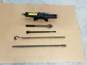 88 94 Chevy Gmc Truck Spare Tire Changing Jack And Tools Lug Wrench