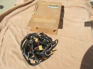 Nos Gmc Truck Underdash Wiring Harness Assembly Gm Part 2974608